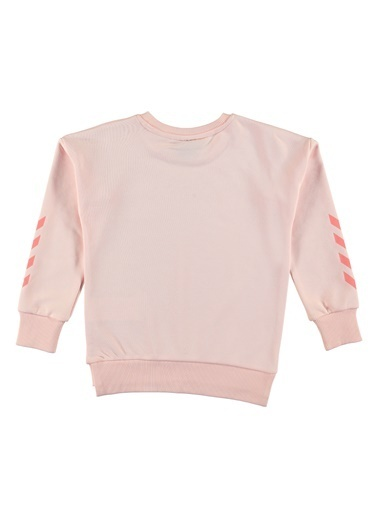 Hummel Sweatshirt Pudra